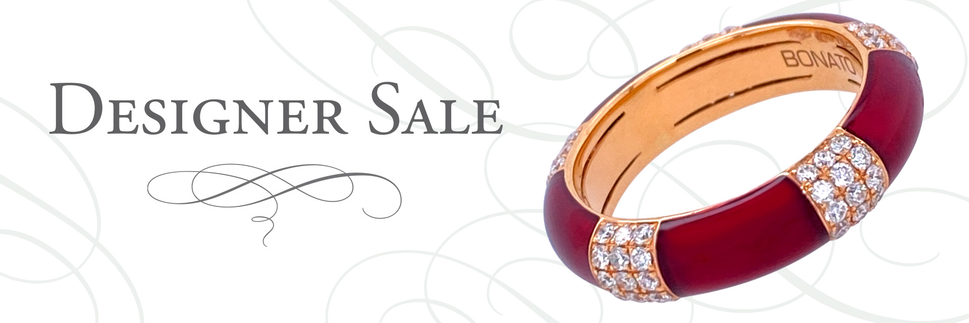 David Harvey Jewelers Designer Clearance Sale