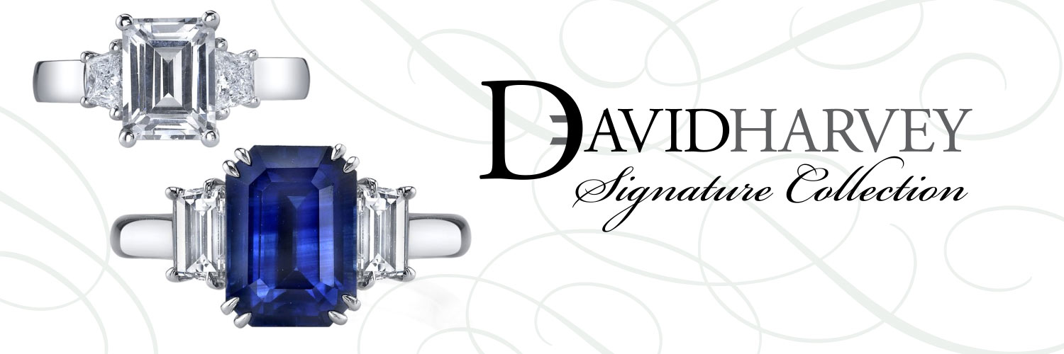 David Harvey Jewelers David Harvey Signature