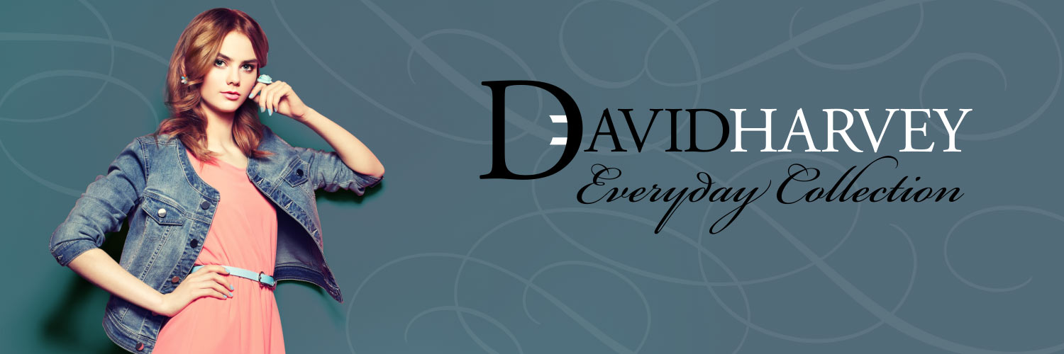 David Harvey Jewelers David Harvey Everyday Collection