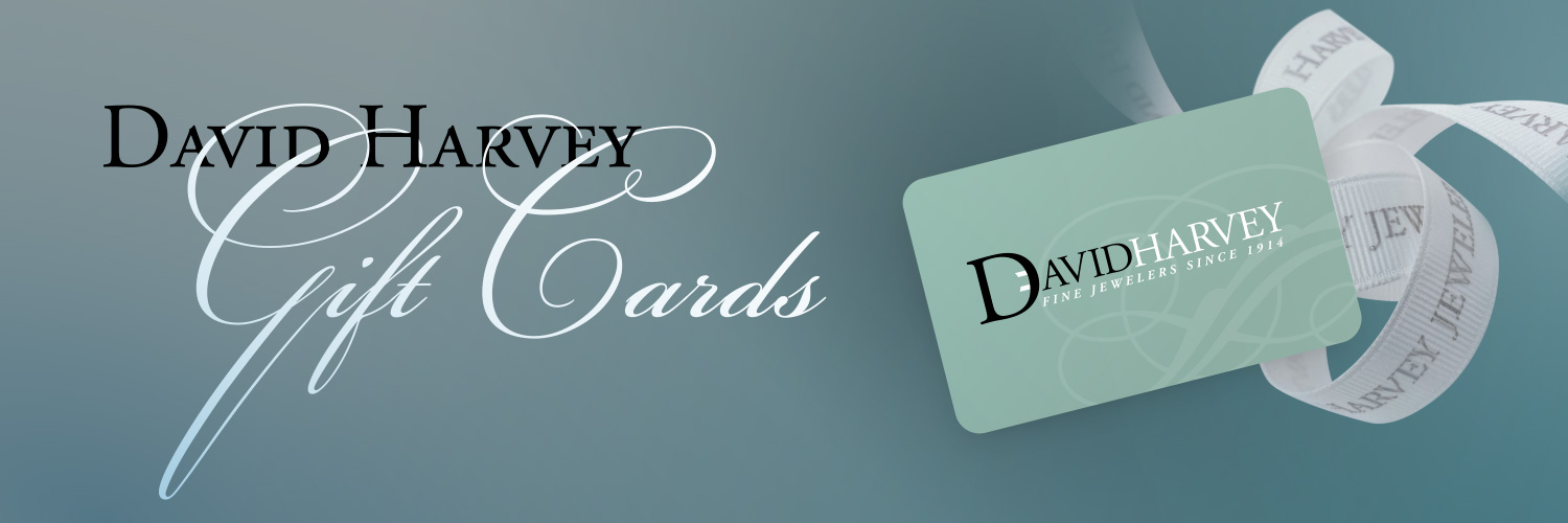 David Harvey Jewelers Gift Cards